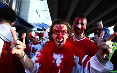 Team Canada Hockey Fans