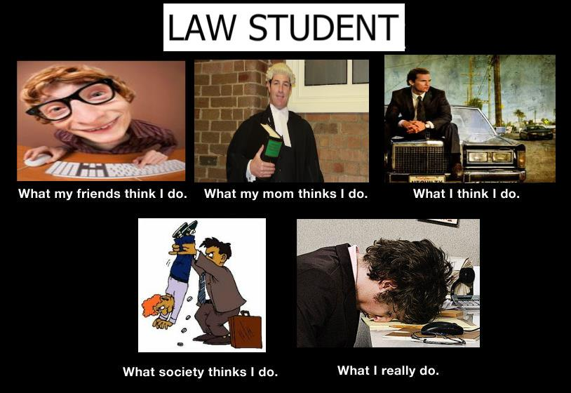Dating a law student during finals